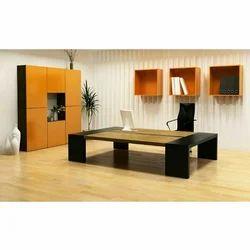 Modular Office Interior Designing Service