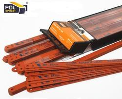Pol Sprzet Orange BI-METAL Hand Hacksaw Blades, For Industrial