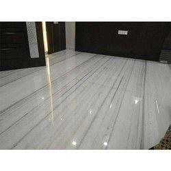 White Marble Flooring