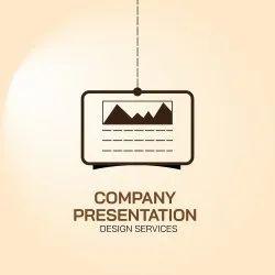 Company Presentation Design Services