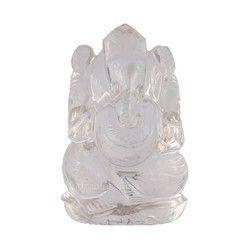Sphatik Ganesh Statue