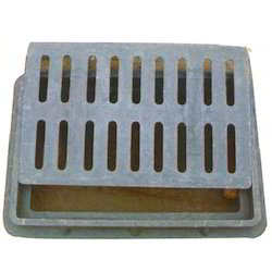 Iron/Ductile Iron Full Floor Water Gully Cover