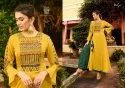 Lt Nitya 42 Nx Long Gown Style Designer Festive Collection Of Kurtis
