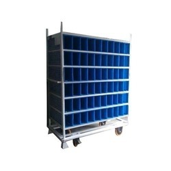 Material Handling Trolley with Dunnage