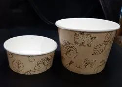 Paper Soup Container