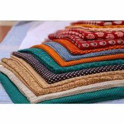 Normal Wash Khadigi Printed Cotton Dress Material, For Dress Making, GSM: 50-100 GSM