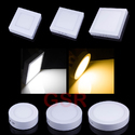 Square Surface Mount 12w Slim LED Panel Downlight