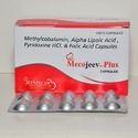 Methylcobalamin Alpha Lipoic Acid Pyridoxine Capsules