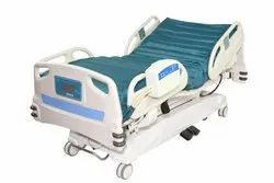 Super Deluxe 5 Function Mechanical ICU Bed