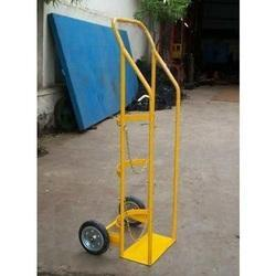 Single Gas Cylinder Trolley