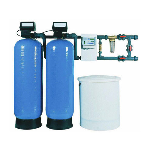 Biotic Water Automatic Domestic Water Softener 1000 LPH, 1 inch ...