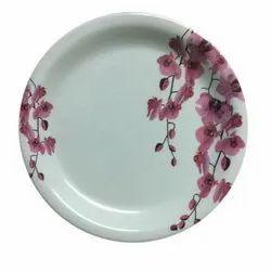 Melamine Half Classy Plate