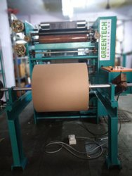 Roll to Roll Paper Plate Lamination Machine