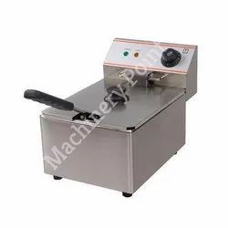12ltr 1 Tank 1 Basket Electric Fryer