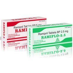 Ramipril Tablets BP 2.5 mg