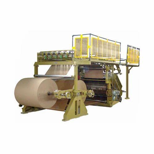 Corrugated Box Making Machine at Rs 500000 /piece ...
