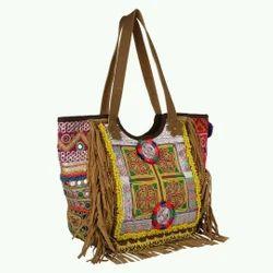 564fbc9f92 Wholesale Lot Kantha Work Shoulder Bag - Patchwork Handbag at Rs ...