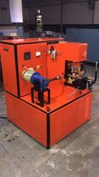 Below Seam Welding Machine