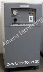 Zero Air Gas Generator for TOC Analyzer