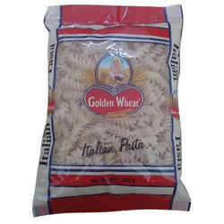 Golden Wheat 200 gm Fusilli Pasta, Packaging Type: Packet
