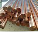 Forging Copper Rod