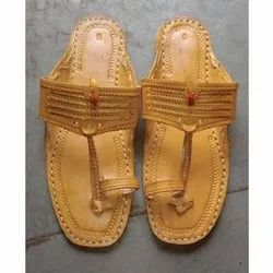 Genuine Leather Kolhapuri Chappals
