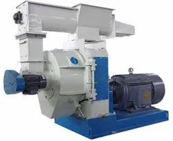 Animal Feed Ring Die Pellet Making Machine