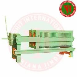 Filter Press / Oil Filtration System / Oil Filter Press