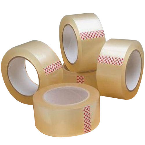 Plain Pioneer BOPP Transparent Tapes, Thickness: 50 Micron