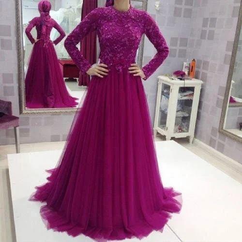 61421718d3 Party Ladies Designer Gown