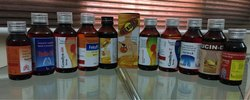 Cough Syrups For PCD Pharma Franchise