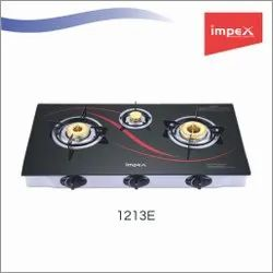 3 Burner Gas Stove - 1213e