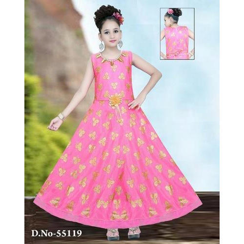 Designer Baby Long Frock At Rs 260 Piece Nagpada Mumbai Id