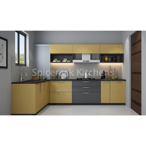 Our Choice of Best Grey And Yellow Kitchen Pics ...