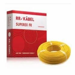 2.5 sq mm RR Kabel Power Cables, Packaging Type: Box