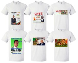 Hyget Election T Shirts