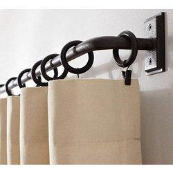 Decorative Metal Curtain Rod