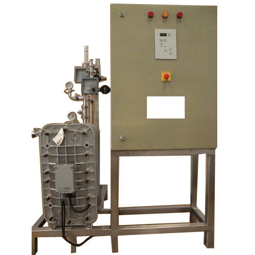 Semi-Automatic Electro Deionizer