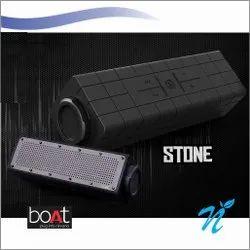 Boat Stone 600 Bluetooth Speaker Silver
