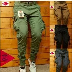 Lee cooper Cotton Mens Cargo Pant