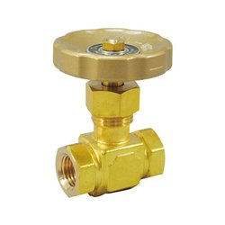 Bronze  Needle  Valve (Screwed)