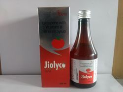 Lycopene with Vitamins & Minerals Syrup