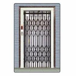 Collapsible Steel Doors, 22mm
