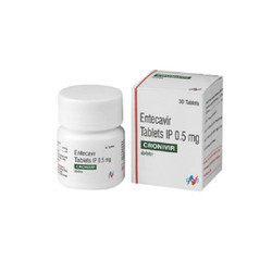 Cronivir Entecavir Tablets