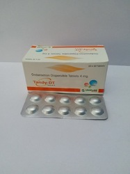 Ondansetron 4 Mg Dispersible Tablet