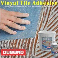 Du Pu Flex Vinyl Tile Adhesive