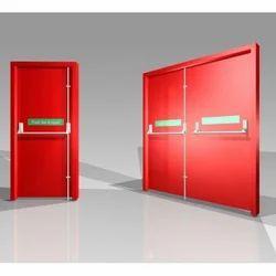 Metal Fire Door