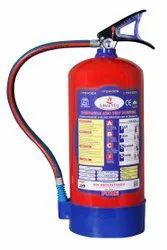 Mild Steel A B C Dry Powder Type Fire Extinguisher, Capacity: 6