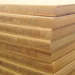 Brown Block Board