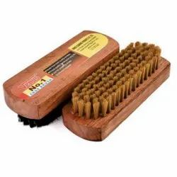 Venus Wooden Shoe Shine Brushes
